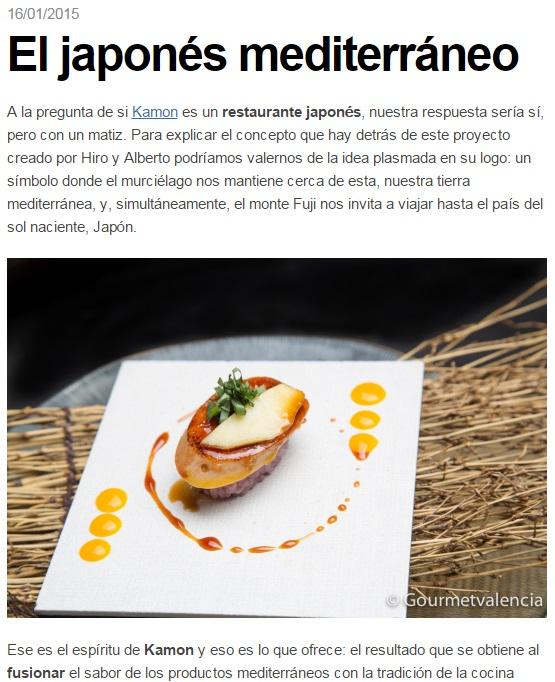 Gourmetvalencia-Kamon